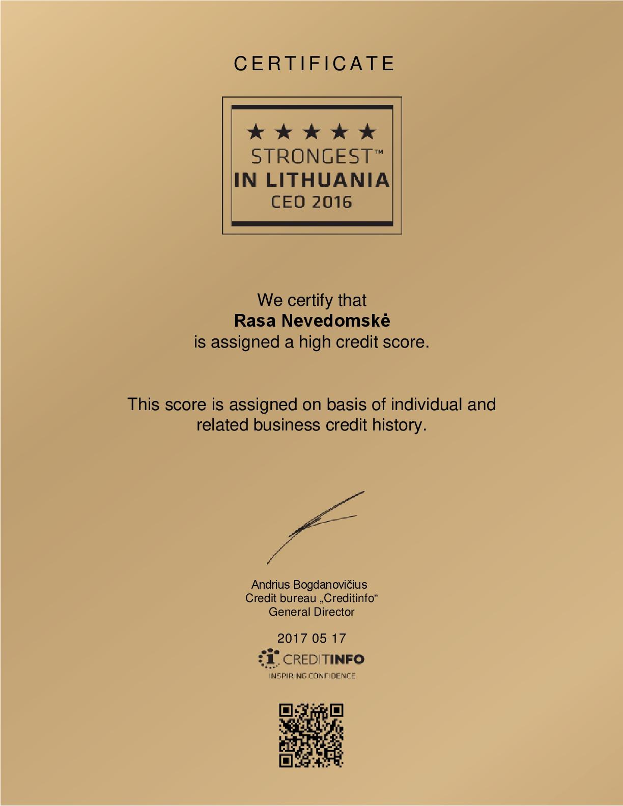 Vadovo sertifikatas-001