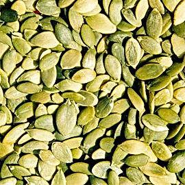 тыквы ядра семян