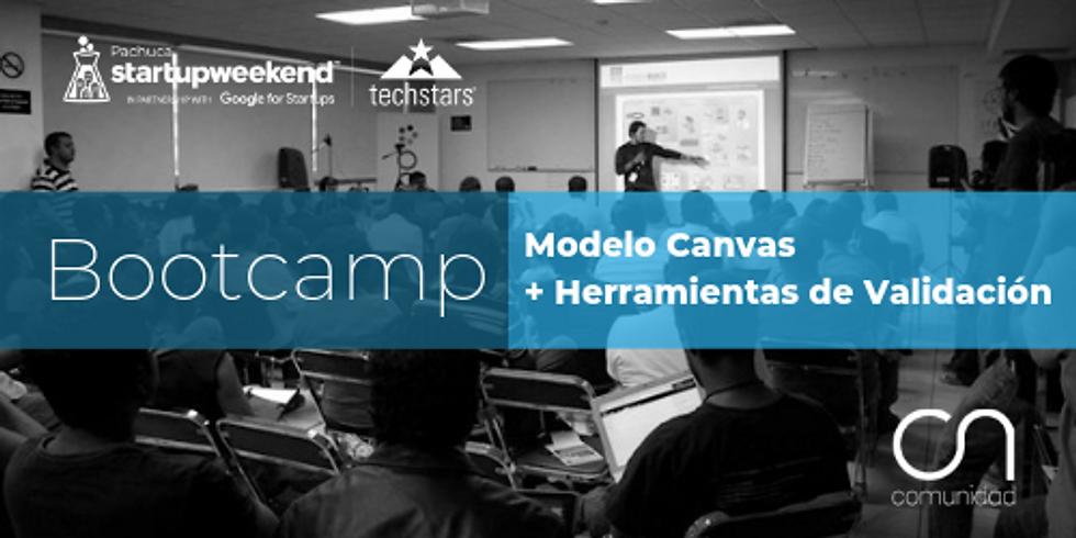 Bootcamp Startup Weekend Pachuca