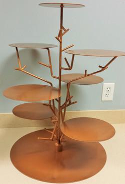 Copper cupcake Tree