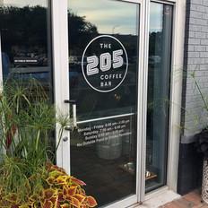THE 205 COFFEE BAR