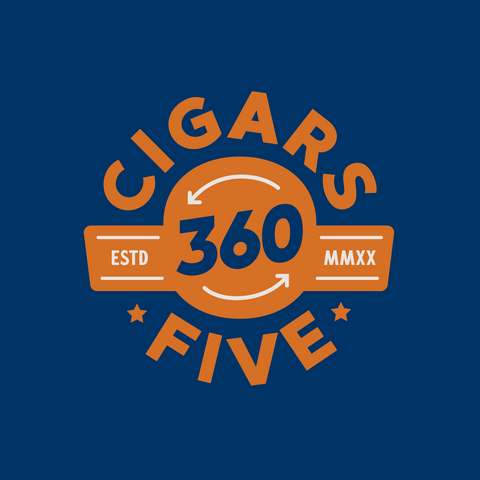 CIGARS 360 FIVE