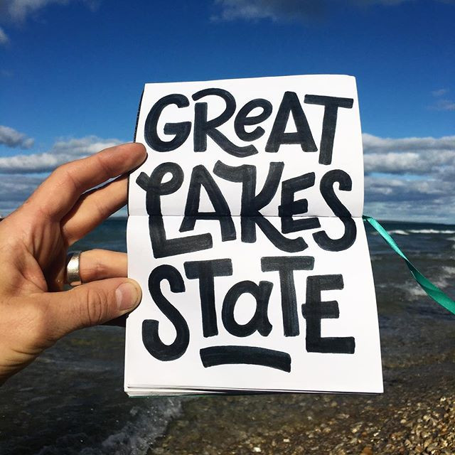 Michigan truly is the Great Lakes state.