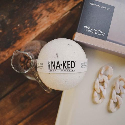 Naked Bath Bombs