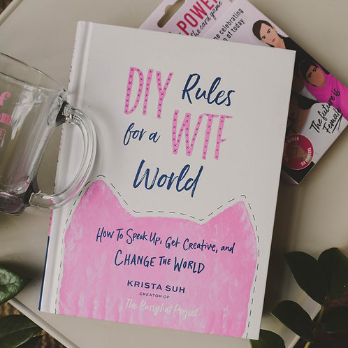 DIY Rules for a WTF World Book
