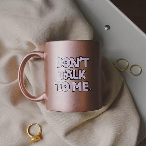 Rose Gold Mugs