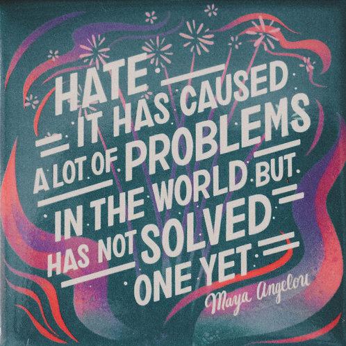 Maya Angelou Magnet