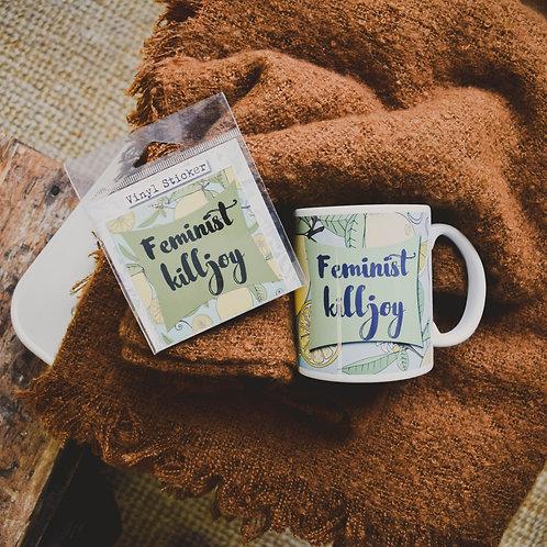 Feminist Killjoy Mug