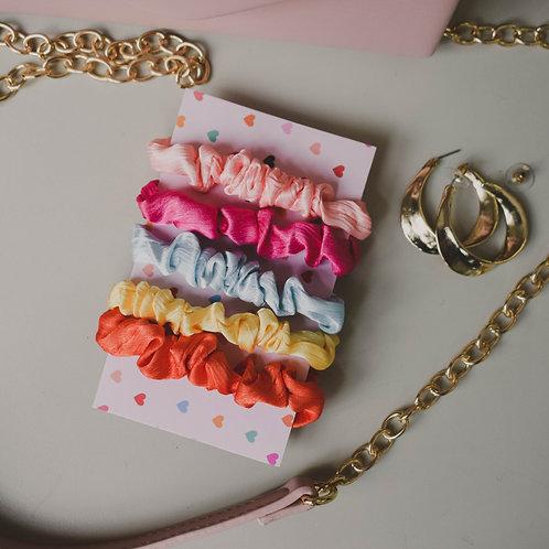 Mini Scrunchies Sets