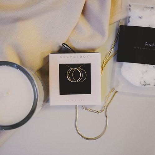 Secret Box Necklace (s)