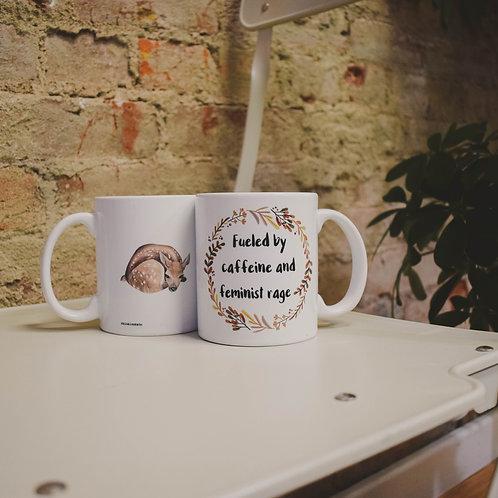 Feminine Rage Mug