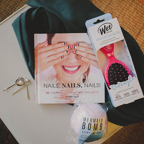 Nails, nails, nails! Book