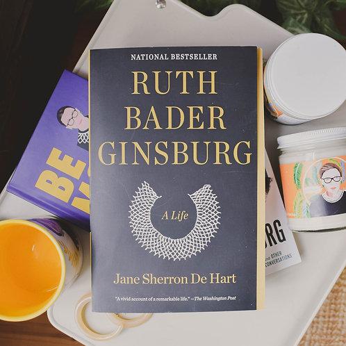 Ruth Bader Ginsburg A Life Book