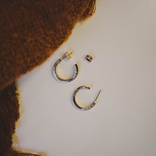 Simple Small Hoops