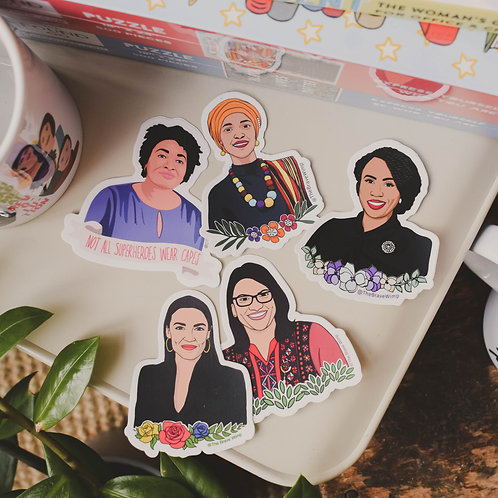 Shero Stickers