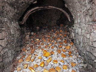 La miniera d'Oro