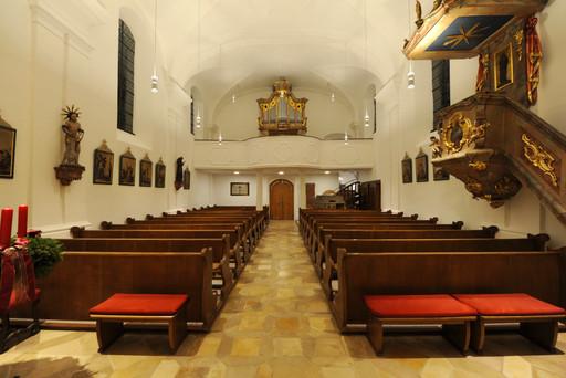 Kirche St. Nikolaus, Theuern
