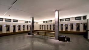 FC Bayern Lizenzspielergebäude