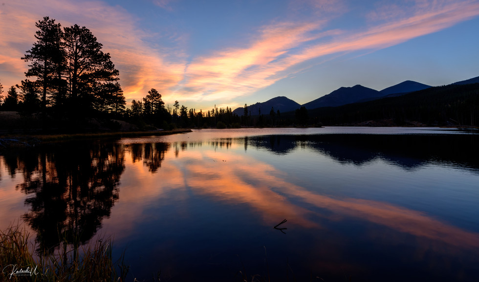 Sprague Lake, CO