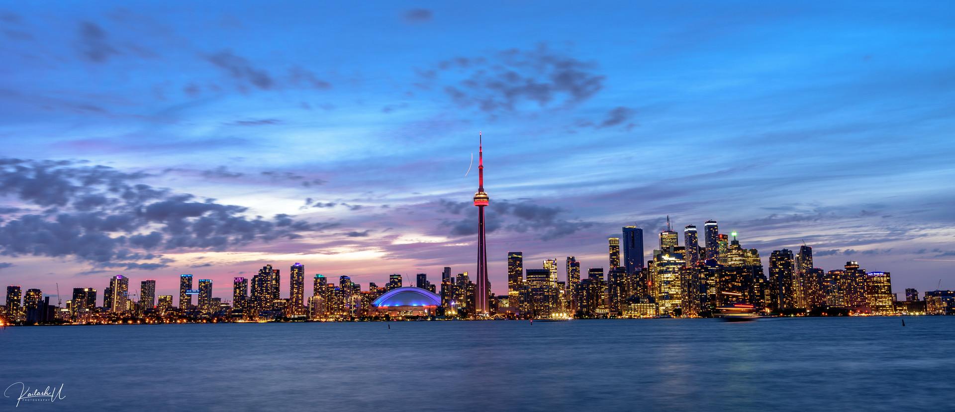 Olympic Island, Toronto