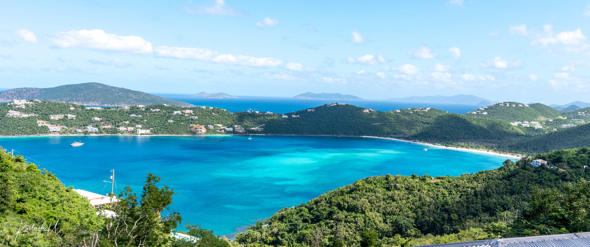 Magen's Bay, St. Thomas, The Virgin Islands of the United States