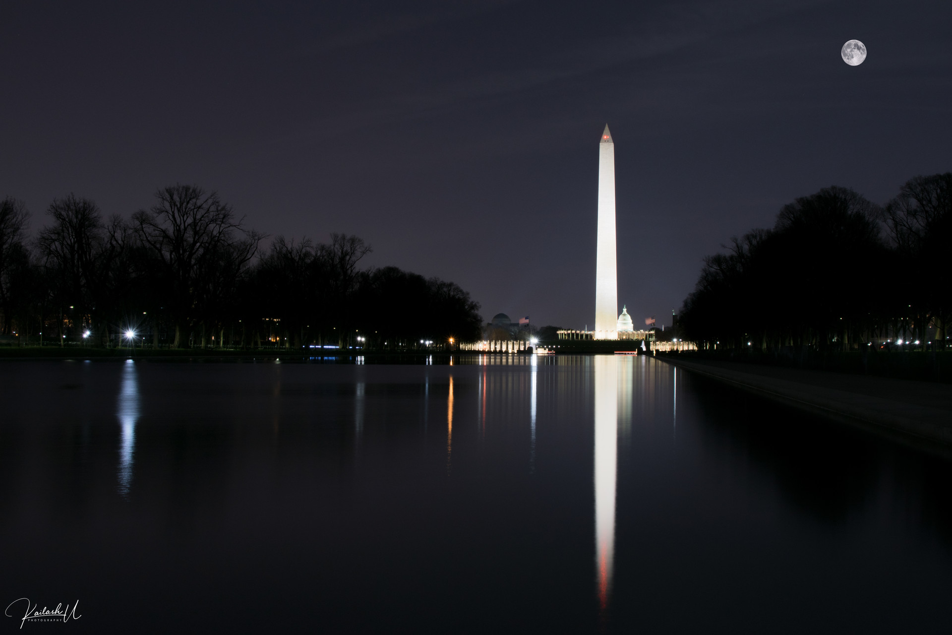 Reflection, D.C.