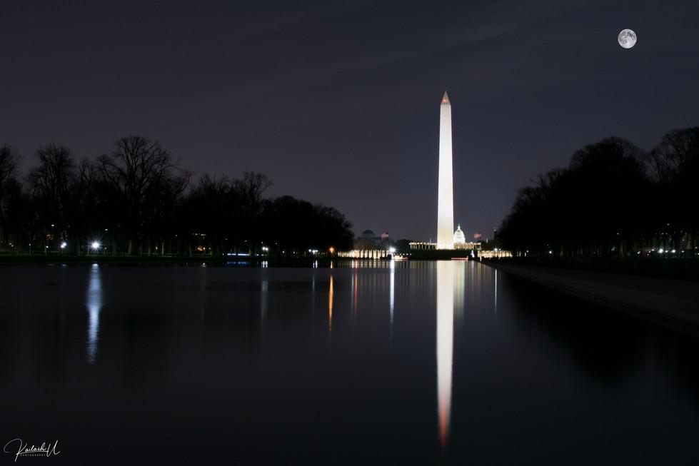 Reflection, D.C.