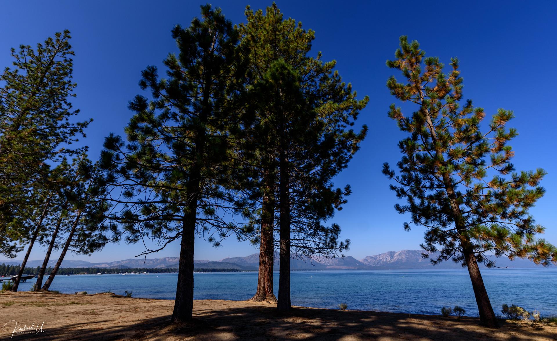 Tranquility, Lake Tahoe