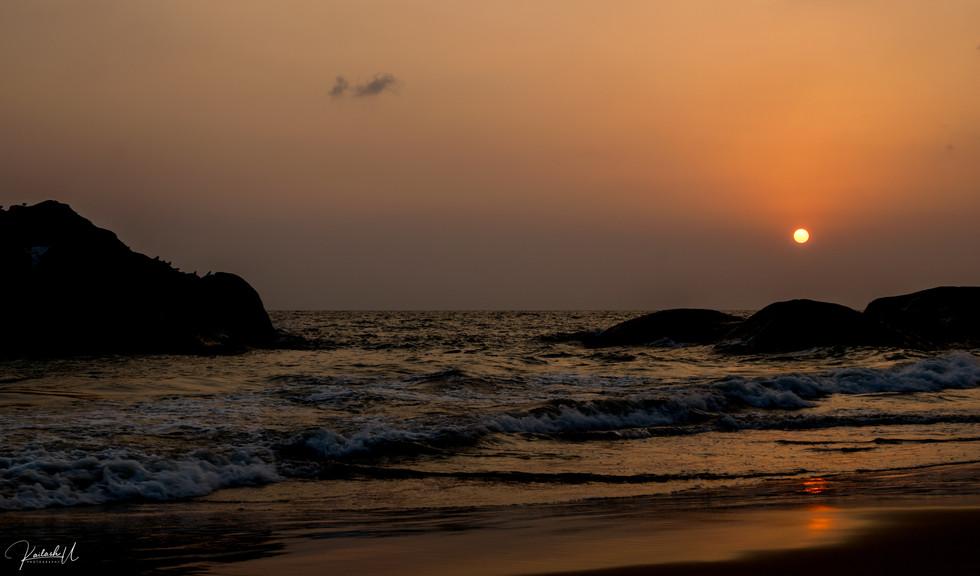 Arabian Sea, India