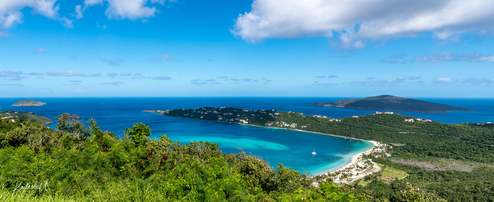 Drake's Seat, St. Thomas, The Virgin Islands of the United States