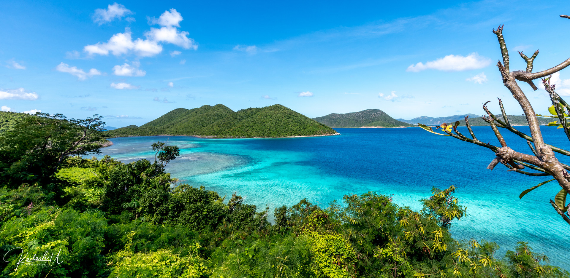 Leinster Bay, St. John, The Virgin Islands of the United States