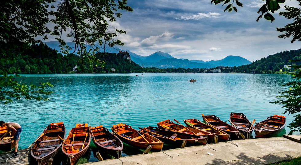 Serenity, Lake Bled