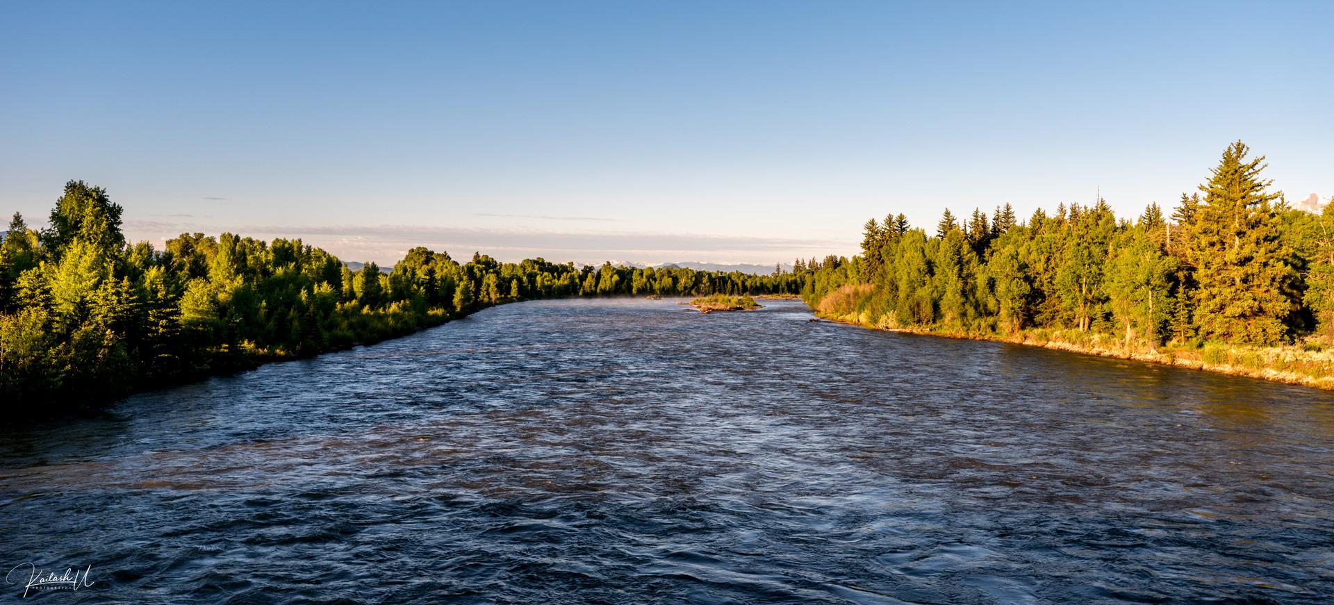 Snake River, Grand Teton