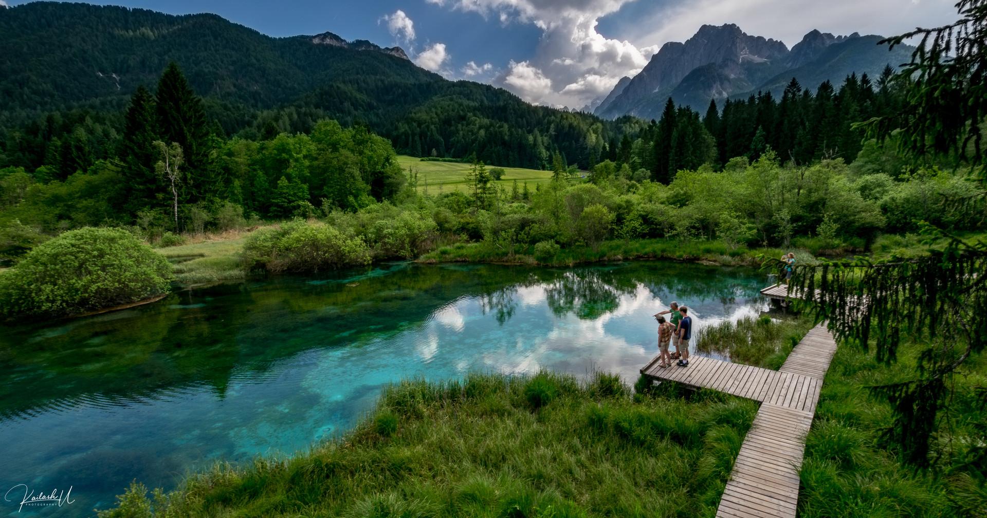 Reflection, Slovenia