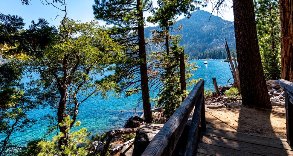 Eternal Blue, Lake Tahoe