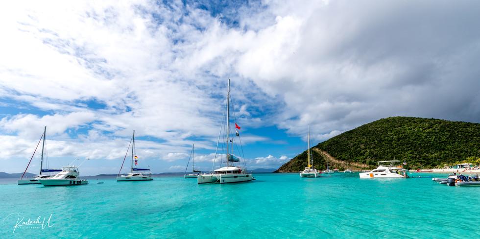 White Bay, Jost Van Dyke, British Virgin Islands