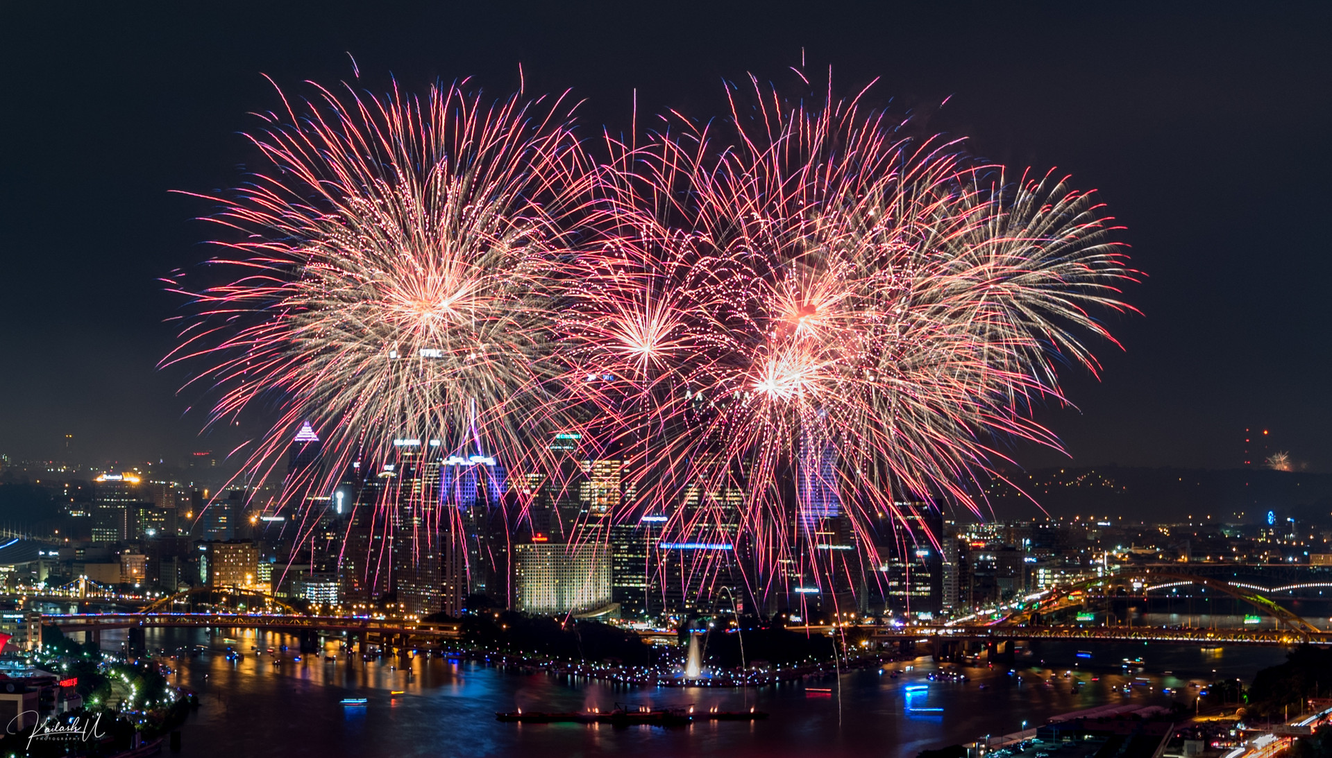 Happy 4th from the Burgh