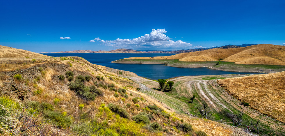 San Luis Reservoir, CA