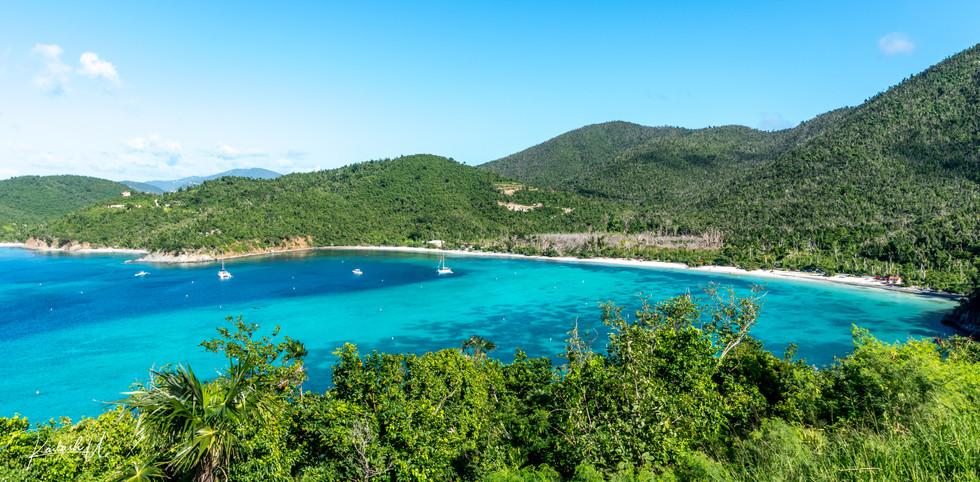 Maho Bay, St. John, U.S. Virgin Islands