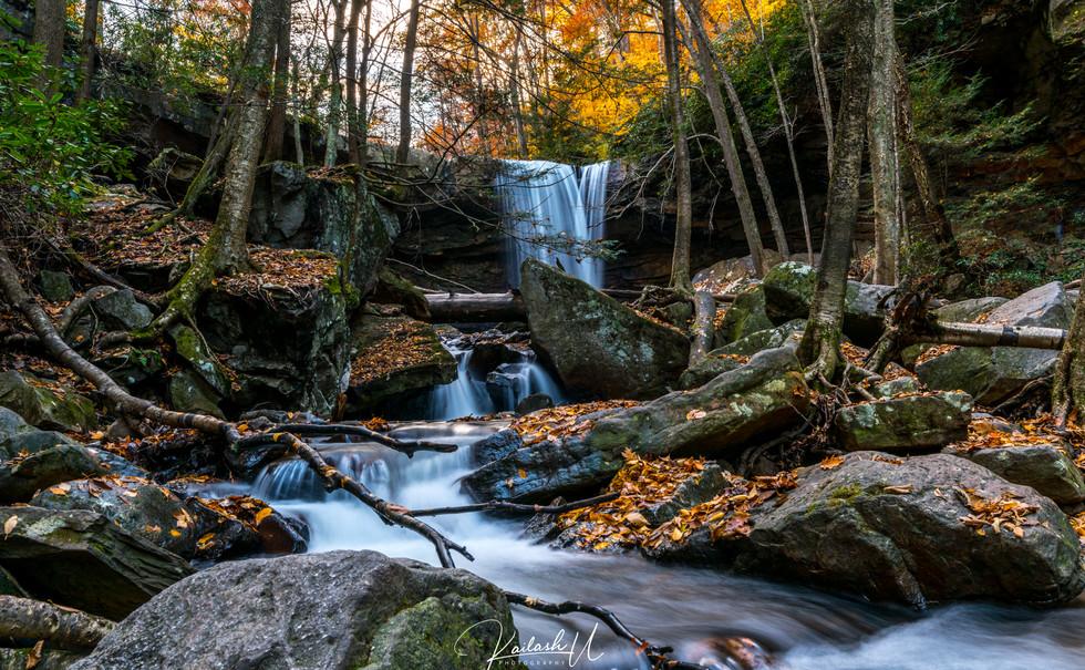 Cucumber Falls, Ohiopyle