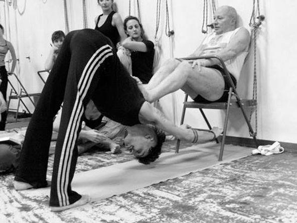 Parinama Yoga Metodo B.Baleotti