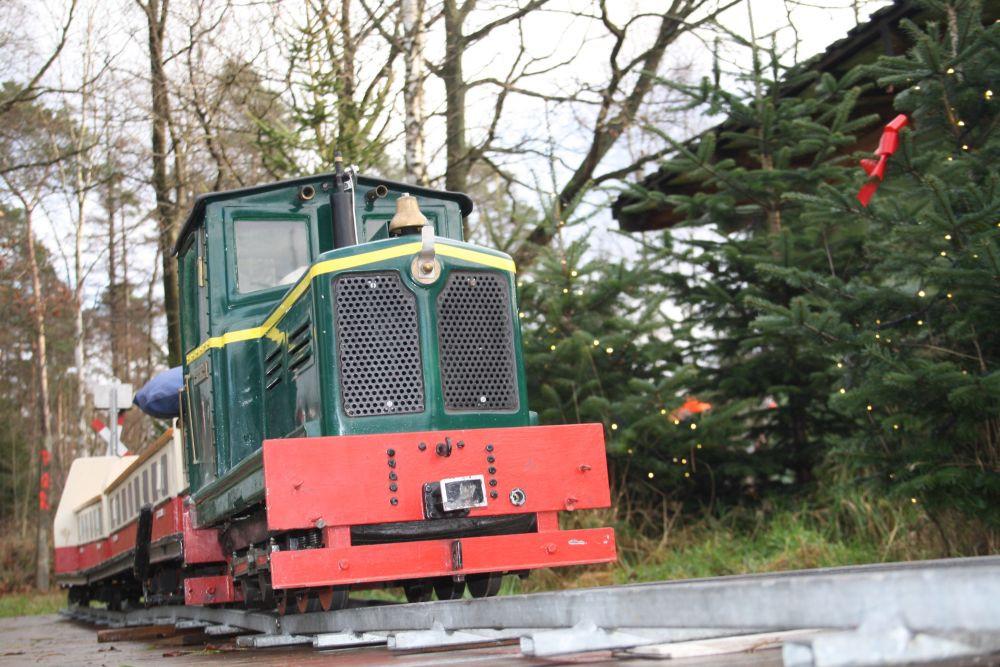 Kinderlokomotive