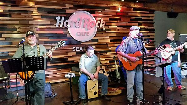 John Leonard Band @ Hard Rock Cafe