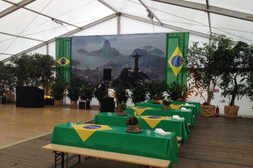 Brasilien Dekoration