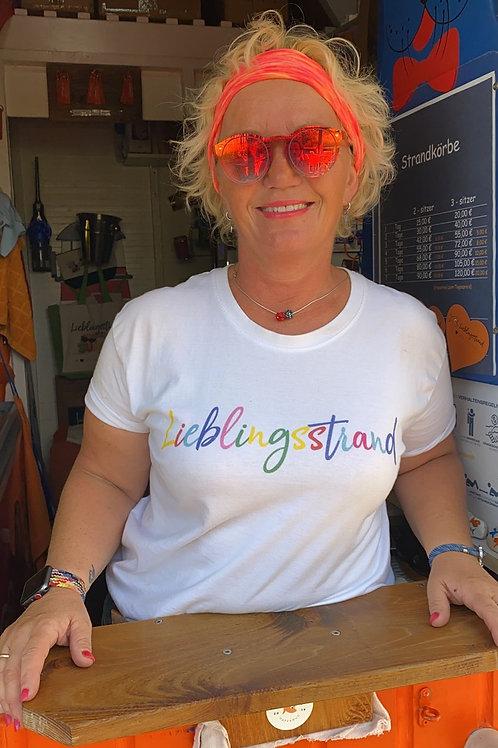 Lieblingsstrand T-Shirt