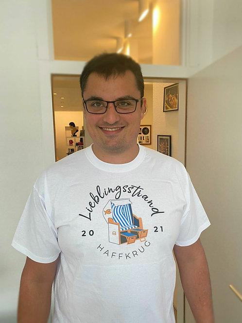 """T-Shirt """"Lieblingsstrand"""""""