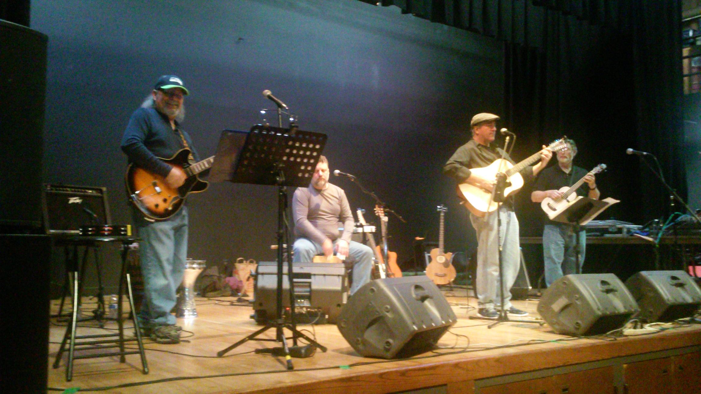 John Leonard Band