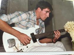 JohnLeonard-Early Days 1983