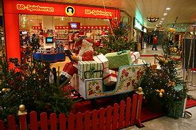 Schlitten bunt + Weihnachtsmann.JPG