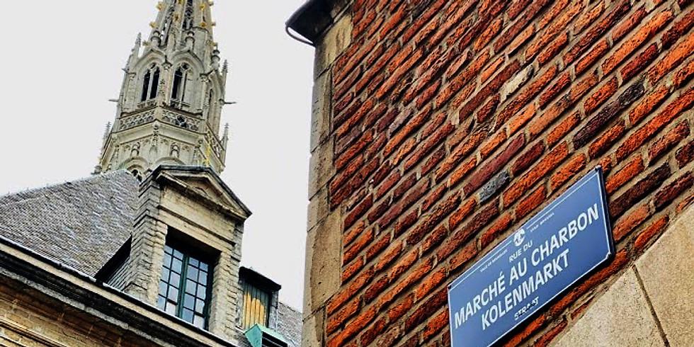 Bruxelles à travers ses noms de rues